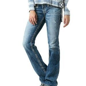 Big Star sweet bootcut size 26 jeans